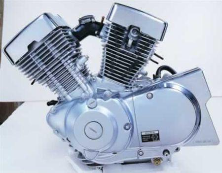 摩托车发动机工作原理